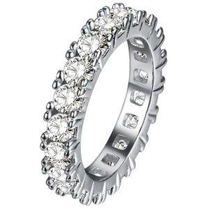 Jewelry - Luxury eternity ring band size 6